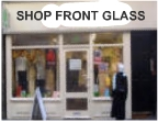 Shop Front Glass Replaced